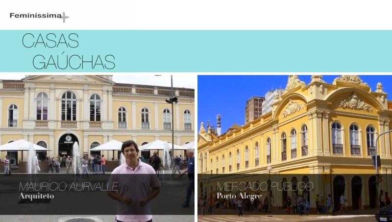 O prédio de grande importância histórica e cultural para o município foi um dos pontos de parada do arquiteto Maurício Aurvalle no seu giro pela região central de Porto Alegre durante a primeira temporada do programa Casas Gaúchas (veja o vídeo do programa).