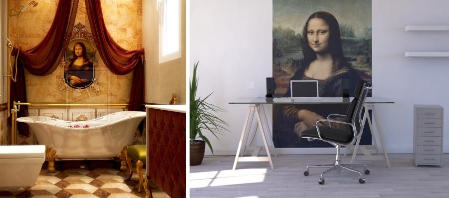 """O arquiteto relembra ainda que o quadro durante muito tempo esteve exposto na parte de cima da cabeceira da cama de Leonardo Da Vinci. """"Isso é fantástico. Cada vez que a gente vai ao Louvre e olha para a Mona Lisa, estamos indo na direção do quadro que Leonardo da Vinci escolheu para zelar pelo seu sonho. Lá está o quadro no Louvre a disposição para o nosso deleite. Diretamente da cabeceira da cama de Leonardo em Amboise para o acervo de quadros do rei da França."""", destaca."""